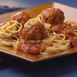 Old fashioned Spagetti and Meatballs